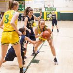 Archbishop Bergan High School Girls Varsity Basketball beat Omaha Christian Academy 66-18