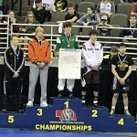 Archbishop Bergan High School Boys Varsity Wrestling finishes 43rd place