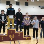 Boys Varsity Wrestling finishes 11th place at Invitational @ MVAO High School – Mapleton, IA