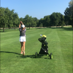 Season Check-In: Girls' Varsity Golf