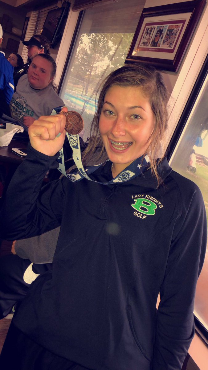 Bojanski Scores PR & Medals at State