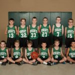4th Grade PAL Boys Basketball