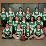 4th Grade PAL Girls Basketball