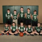 5th Grade PAL Boys Basketball