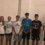 Bergan Knight XC hit a stride at Wisner-Pilger meet