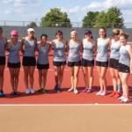 Girls Tennis Finish 2nd at Stillwater