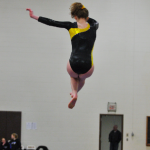 Gymnasts Host Aloha Invite
