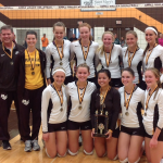 Eagle Volleyball Wins Championship
