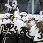 Apple Valley High School Girls Varsity Hockey beat WWS 7-0
