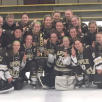 Girls Hockey Captures Burnsville Championship