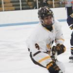 Apple Valley Boys Varsity Hockey beat Eastview High School 2-1