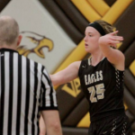 Apple Valley High School Girls Varsity Basketball beat Rosemount High School 55-38