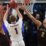 Apple Valley Boys Basketball beat Cretin-Derham Hall 76-67