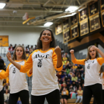 2017 Homecoming Pepfest--Engler Images Photography