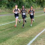 Khalif, Collins lead Eagles to 2nd-place finish at STMA Invitational