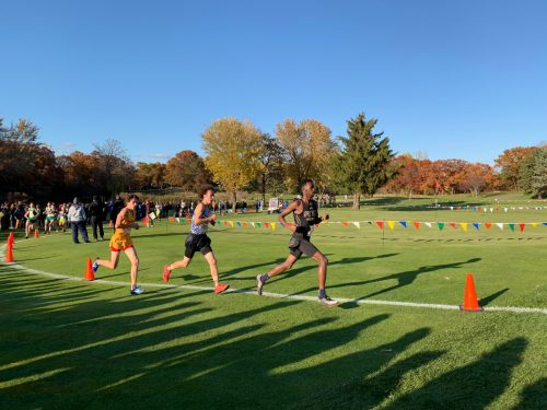 Khalif headed to state meet as Eagles take 6th in Section 3AA