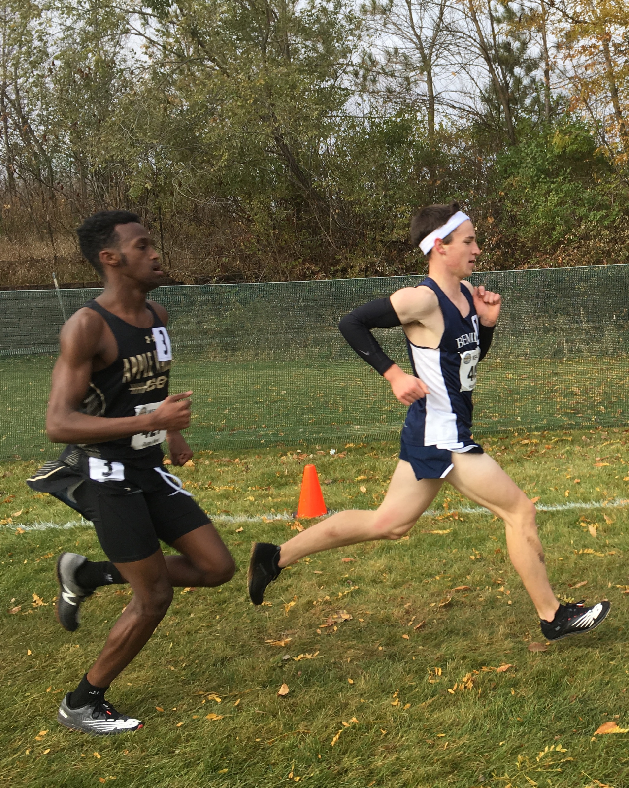 Apple Valley's Khalif finishes 51st at state cross country meet