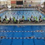 SWIM TEAM MAKES SPLASH IN REGIONAL POOL, LOOK TO STATE MEET FOR CONTINUED SUCCESS