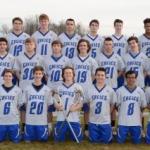 2016 Mens Varsity Lacrosse