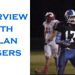 10 Q's with Eastern Football's Dylan Rogers