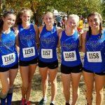 Girls Varsity XC Regional Meet Recap