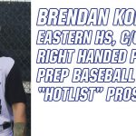 2018 Brendan Koester, hot pitching prospect