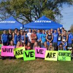Eastern XC Postseason Photos