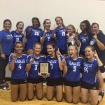 Volleyball wins JCPS Tourney