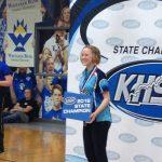 Archery State Champion- Emma Kleinman