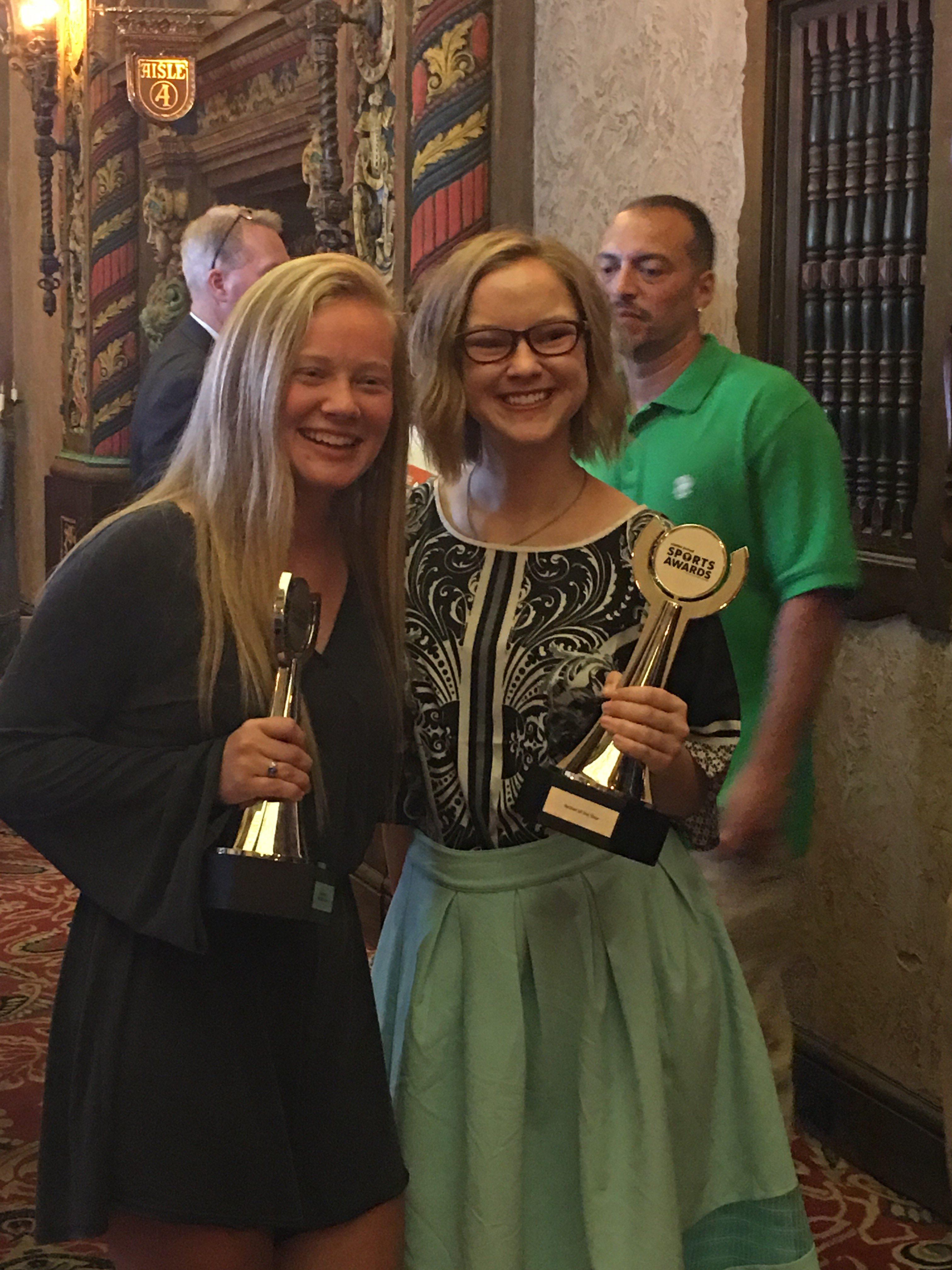Gerber, Kleinman winner's of Courier-Journal Awards