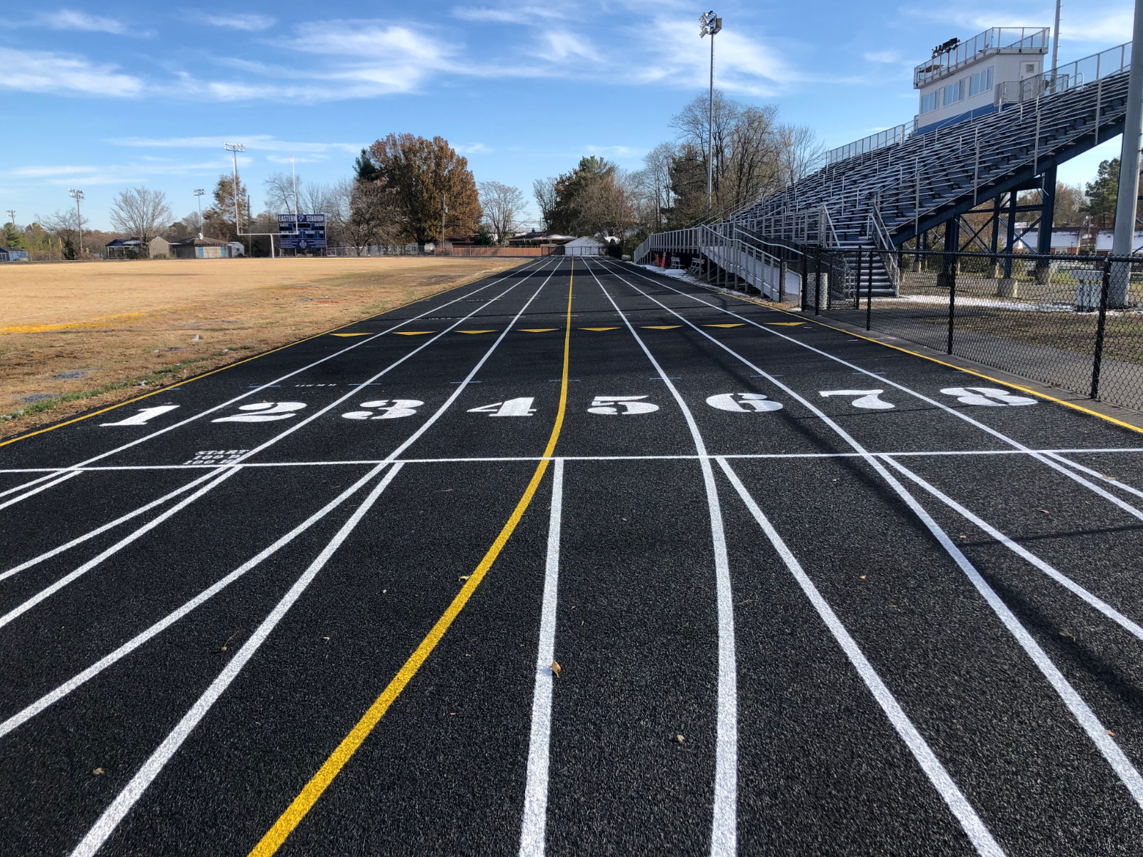 Eastern Track Excited for Home Schedule this Spring