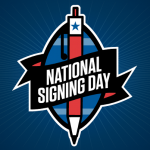 Student-Athlete Signing Day!  Feb 3rd at 10am in the Gym!