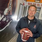 Great article on our new Head Football Coach!