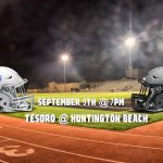 Friday Football vs Tesoro!