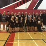 Girls Varsity Volleyball- Champions of the Lakewood Molten Classic!!!
