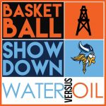 Oil vs. Water Basketball Showdown Tomorrow Night!!