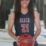 Frankie Wade-Sanchez named CIF Div 1A Girls Basketball Athlete of the Year!!!