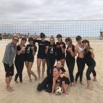 HBHS Girls Beach Volleyball wins 2017 Sunset Beach League!