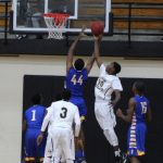 Lower Richland High School Boys Varsity Basketball beat Sumter High School 50-40
