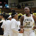 Washington, Hicklin Lead Lady Diamonds Past Wildcats in Overtime, 43-40
