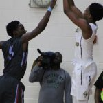 Lower Richland High School Boys Varsity Basketball falls to A C Flora High School 51-58