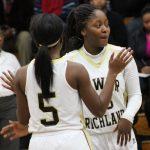 Lower Richland Girls Win