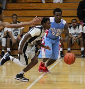 JV Boys Basketball vs AC Flora