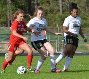 Girls Soccer vs AC Flora