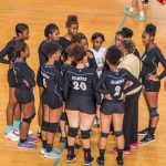 Photo Gallery: Varsity Volleyball at A.C. Flora (9.22.15)