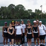 Diamond Hornets Tennis Team Set for Playoff Debut