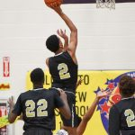 Lower Richland High School Boys Varsity Basketball beat Camden 64-33