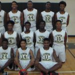 Lower Richland High School Boys Varsity Basketball beat Eastside High School 52-43 in first round of playoffs