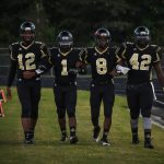 Lower Richland Football Competes for a Third Round Victory