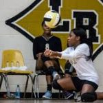 Volleyball Hosts Chapin for Last Home Game
